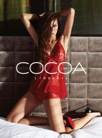 Look book Cocoa Lingerie